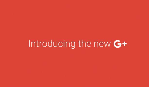 The New Google+